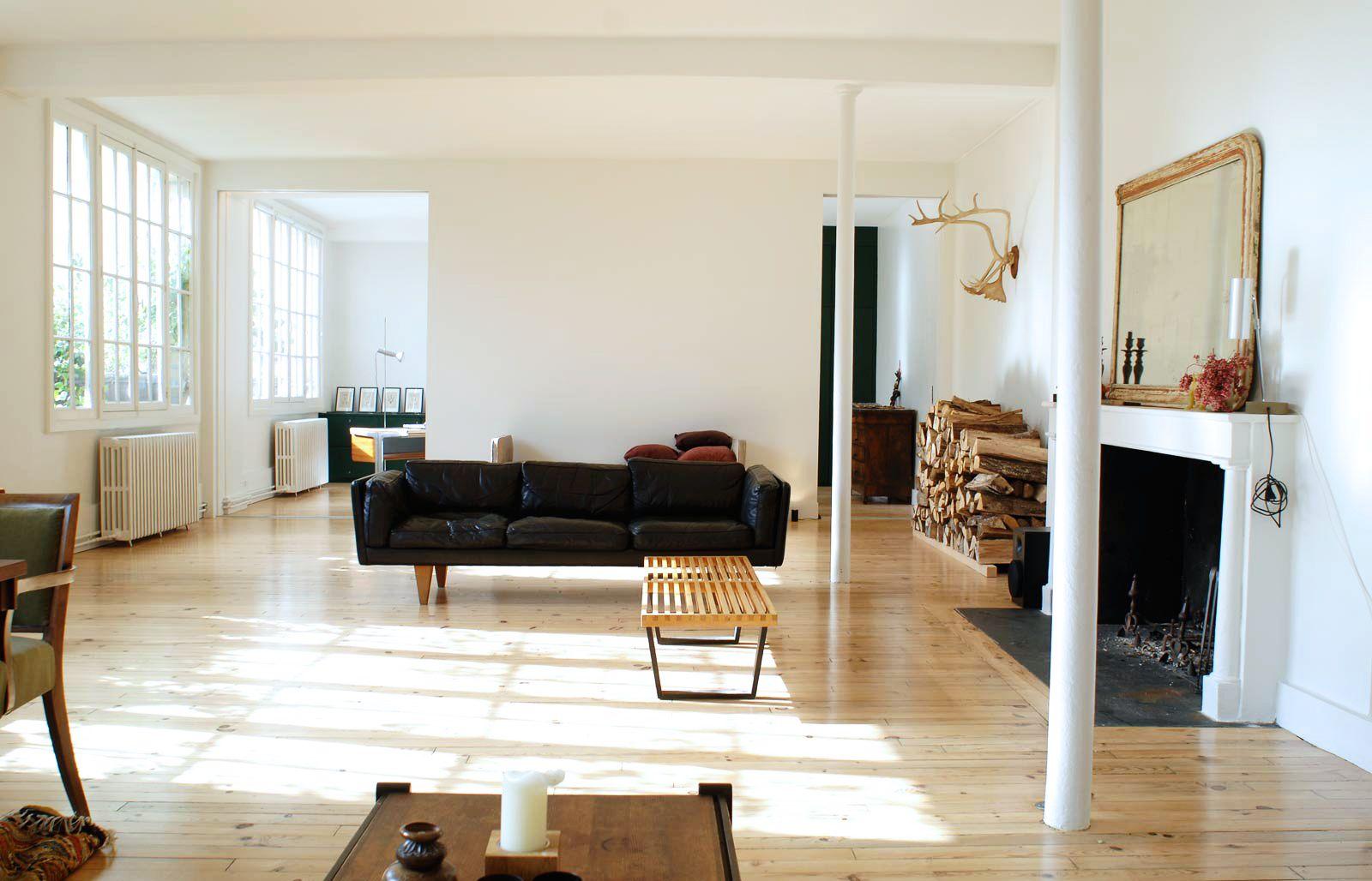 Tour A Minimal Rustic Paris Apartment