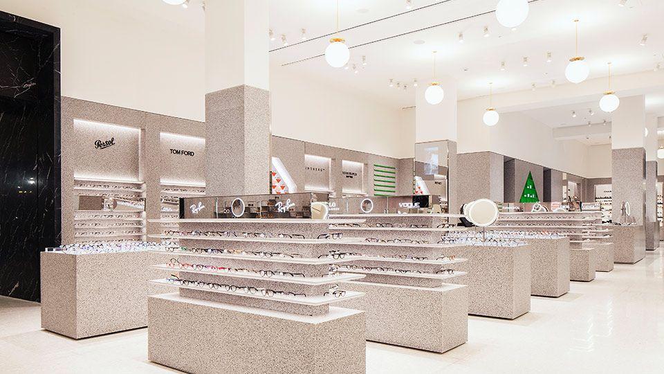Selfridges Eyewear Destination 小红书 In 2019 Retail