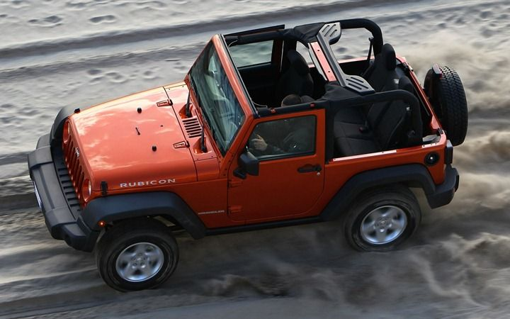 2018 Jeep Wrangler Rubicon First Drive Review Autocar India