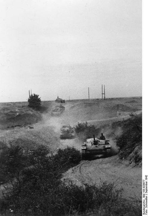 WW2 Photo German Stug III Stalingrad  WWII Russia World War Two Wehrmacht Armor