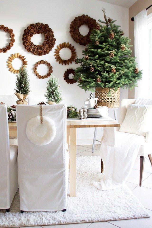 10 Christmas Home Decor Trends That\u0027ll Put You On Santa\u0027s Good List - christmas home decor