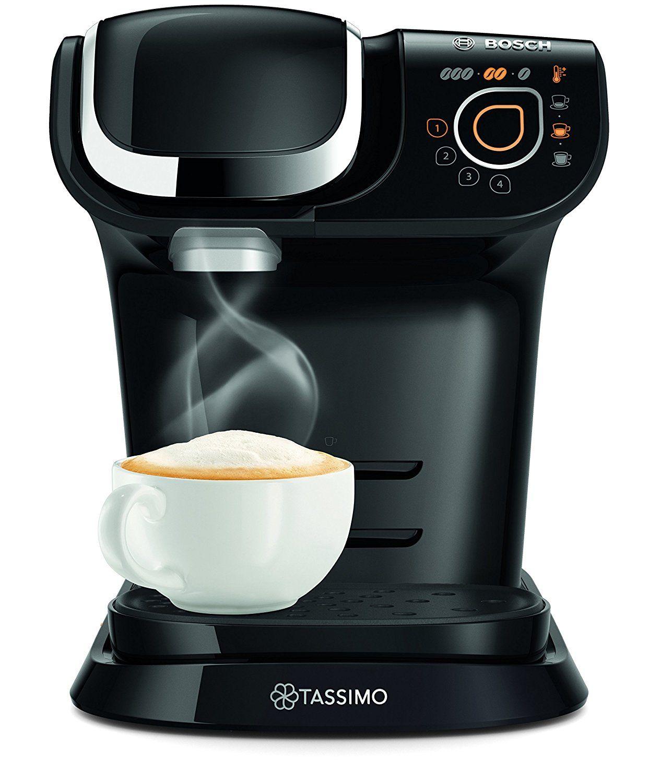 New Tassimo My Way Intellibrew New Coffee Pod Machine By