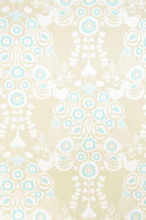Majvillan Estelle-tapetti