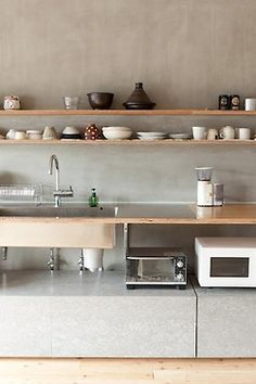 Modern Japanese Style Kitchen Ideas   I WANT THIS KITCHEN In My Beach House Part 35