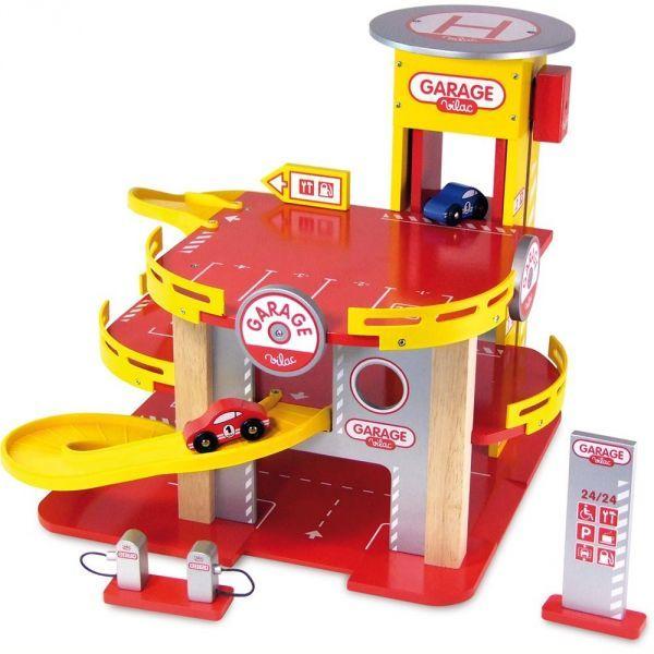 Racing Garage toy