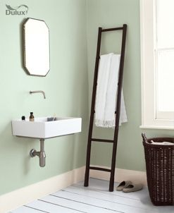 Dulux Easycare Bathroom Willow Tree Soft Sheen Emulsion Paint 2 5l Dulux Painting Bathroom Dulux Willow Tree