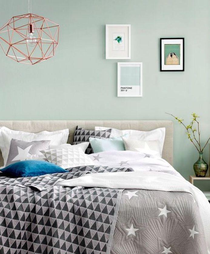 ▷ 1001 + idées pour choisir une couleur chambre adulte | Couleur ...