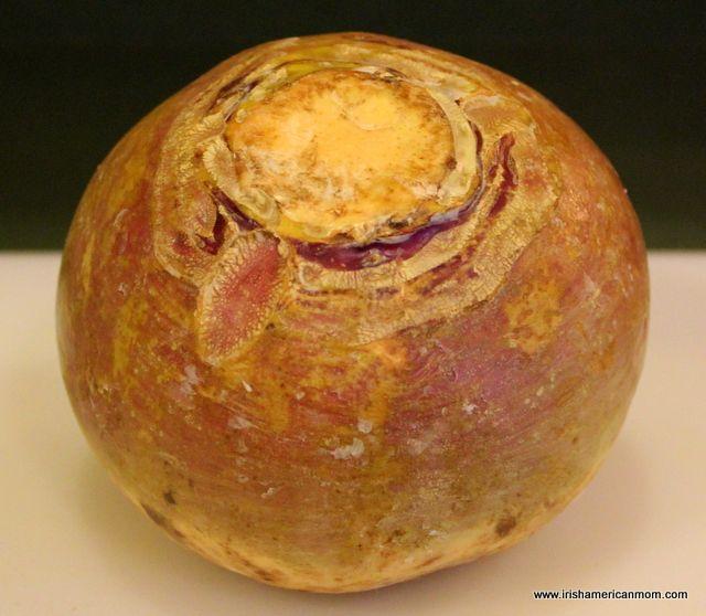 How To Cook Rutabaga Or Turnip Irish Style | Irish