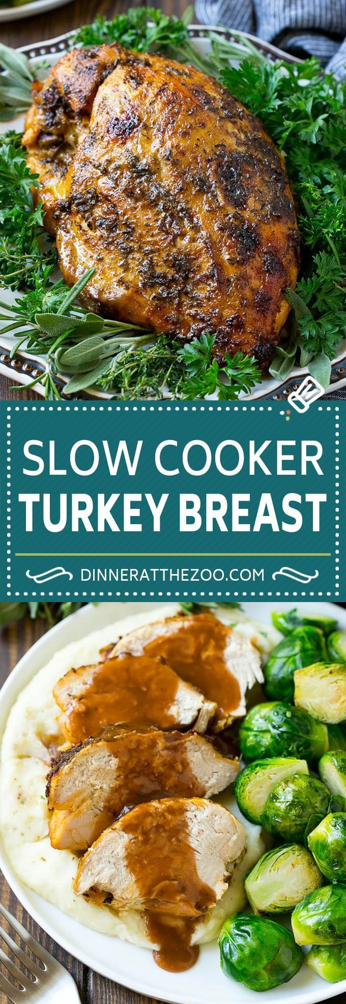Photo of Slow Cooker Turkey Breast
