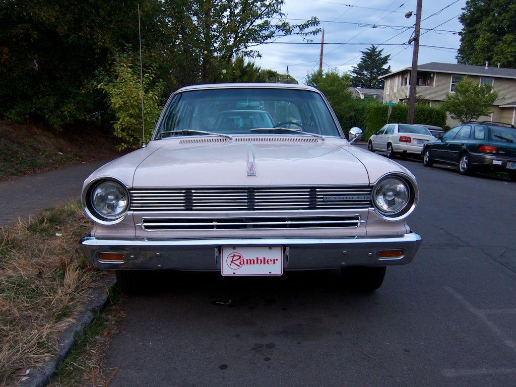 1964 rambler american 1964 amc rambler american 330 jeephtml