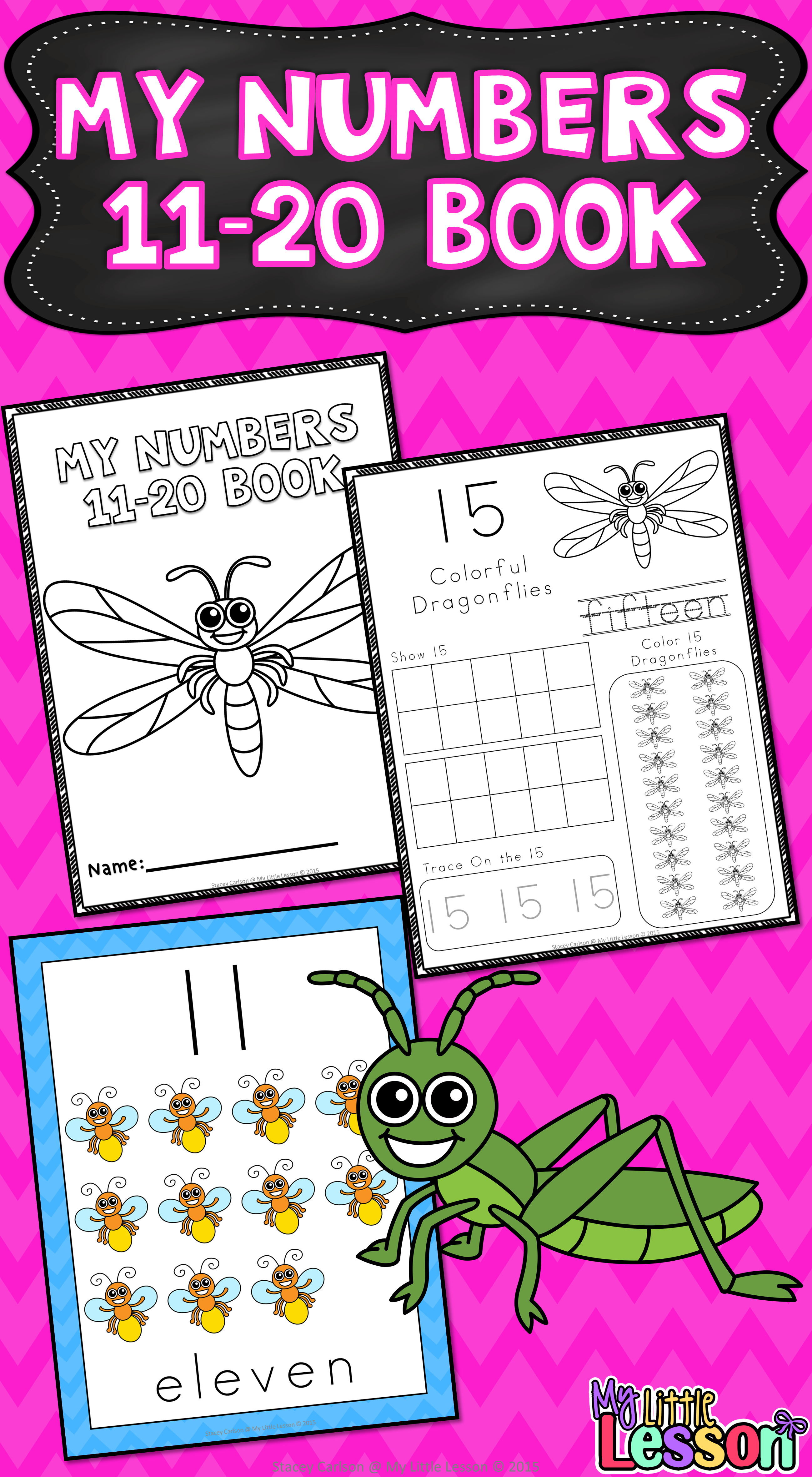 Numbers 11 20 Worksheets And Number Posters