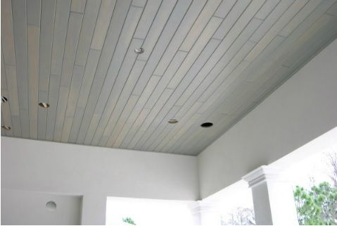 White Pickled Cypress Tongue And Groove Ceiling Google Search Patio Ceiling Ideas Tongue And Groove Ceiling Porch Wood