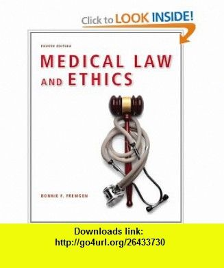 Medical law and ethics 4th edition 9780132559225 bonnie f medical law and ethics 4th edition 9780132559225 bonnie f fremgen fandeluxe Gallery