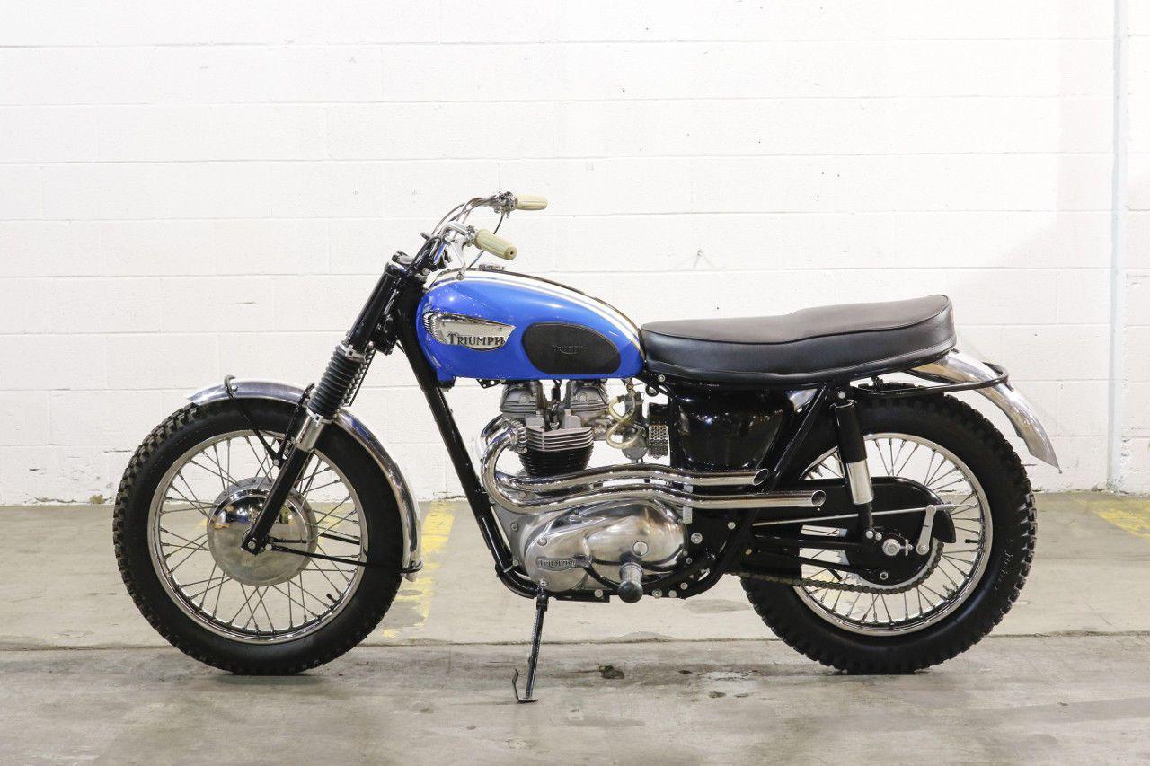 1969 TRIUMPH BONNEVILLE VINTAGE MOTORCYCLE POSTER PRINT 24x36 9 MIL PAPER