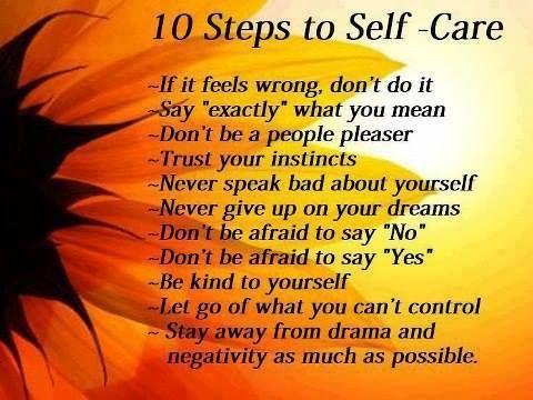 #Self-Care