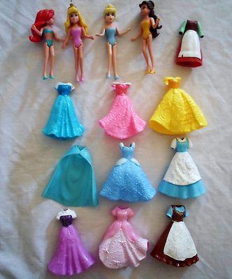Lot of 10 Disney Princess Story Books, EUC