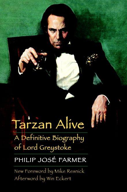 El Blog de Alberto Calvo: Reseña: Tarzan Alive - Philip José Farmer