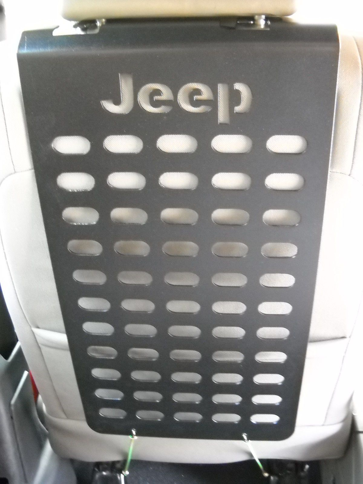 Details About Jk Jeep 07 18 Molle Panel For Quot Front Quot Seat