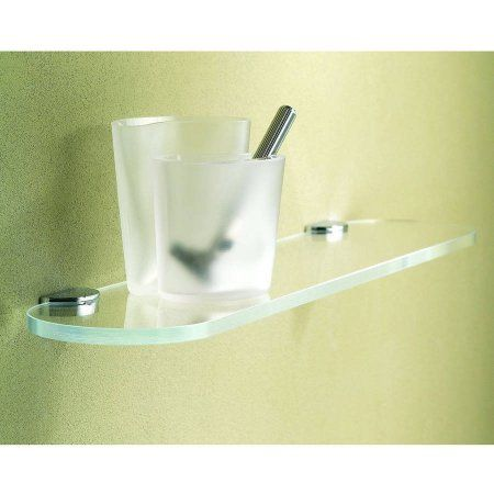 Home Glass Shelves Glass Replacement Shower Rod