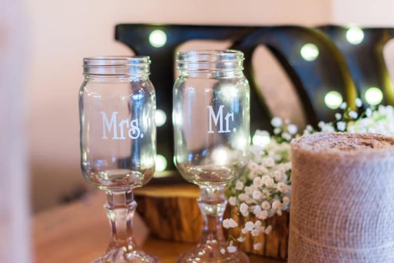 Rustic Crafty Wedding Chic