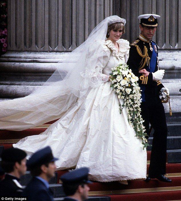 Princess Diana's Wedding Dress Designer On Picking The