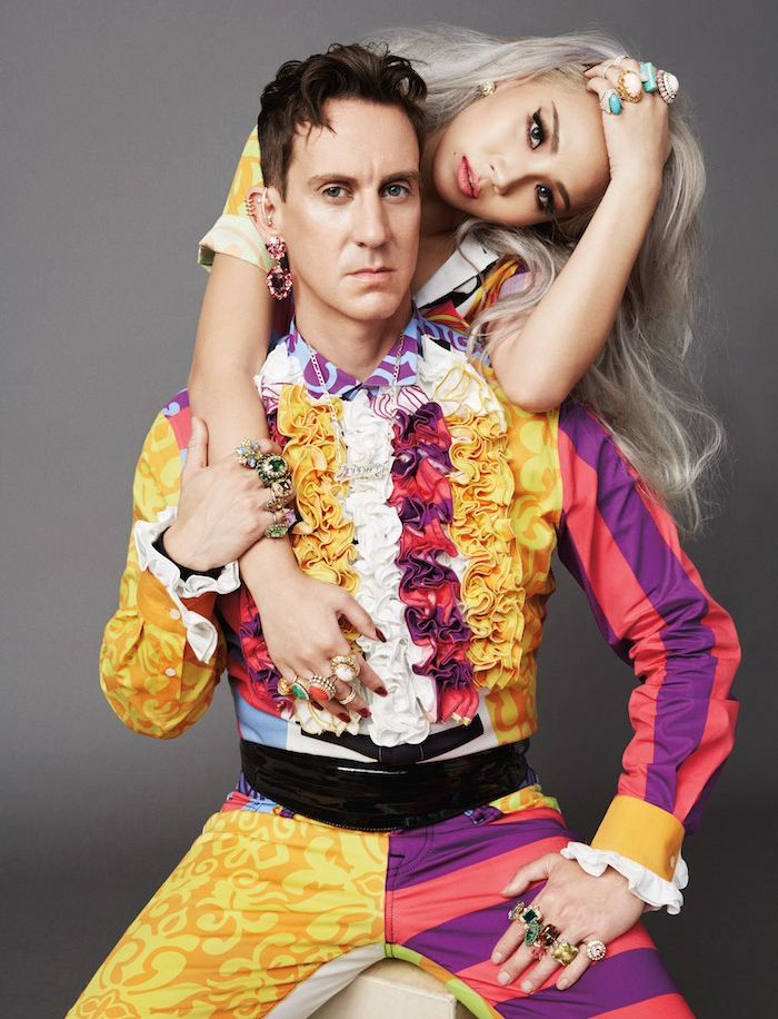PAPERMAG: Jeremy Scott and CL On Moschino, Pop Culture and the Power Of Girls
