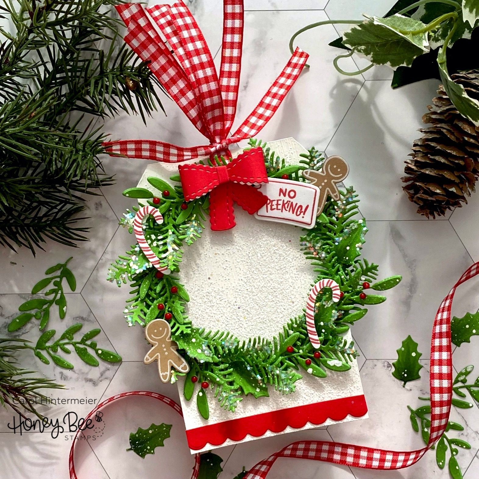 Country Christmas Special 2021 Country Christmas Wreath Scrapbook Com In 2021 Christmas Wreaths Country Christmas Christmas Crafts