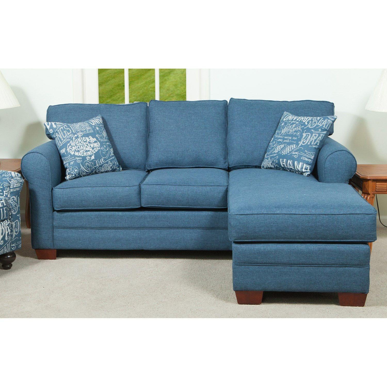 Chelsea Home Furniture 255500-40-SEC Dorset Sofa Chaise