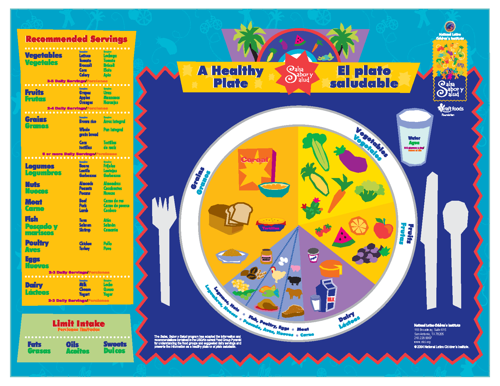 Healthy Lifestyle Steps To Healthy Living Poster Aprox 32 X21