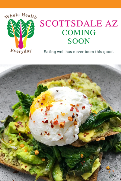 Branching Out: WHE in Scottsdale, AZ this fall!  #ChefService #MealPrep #MealPlan #Recipe #Scottsdale #AZ #ComingSoon #TryMe #Health #Food #EatYourWayHealthy