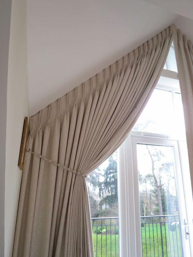 pin von irene drizin auf window pinterest gardinen fenster und vorh nge. Black Bedroom Furniture Sets. Home Design Ideas