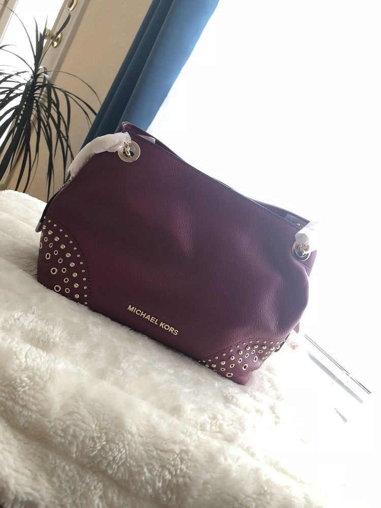eed278c5106f purchase michael kors handbags 48003 7880e; get fashion michael kors jet  set medium messenger shoulder bag chain bag mulberry studded b33d8 cd0d7