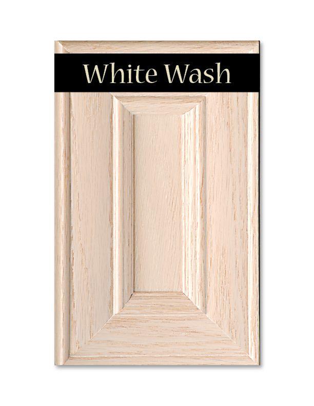 Whitewashed kitchen cabinets white washed oak cabinets for Black washed kitchen cabinets