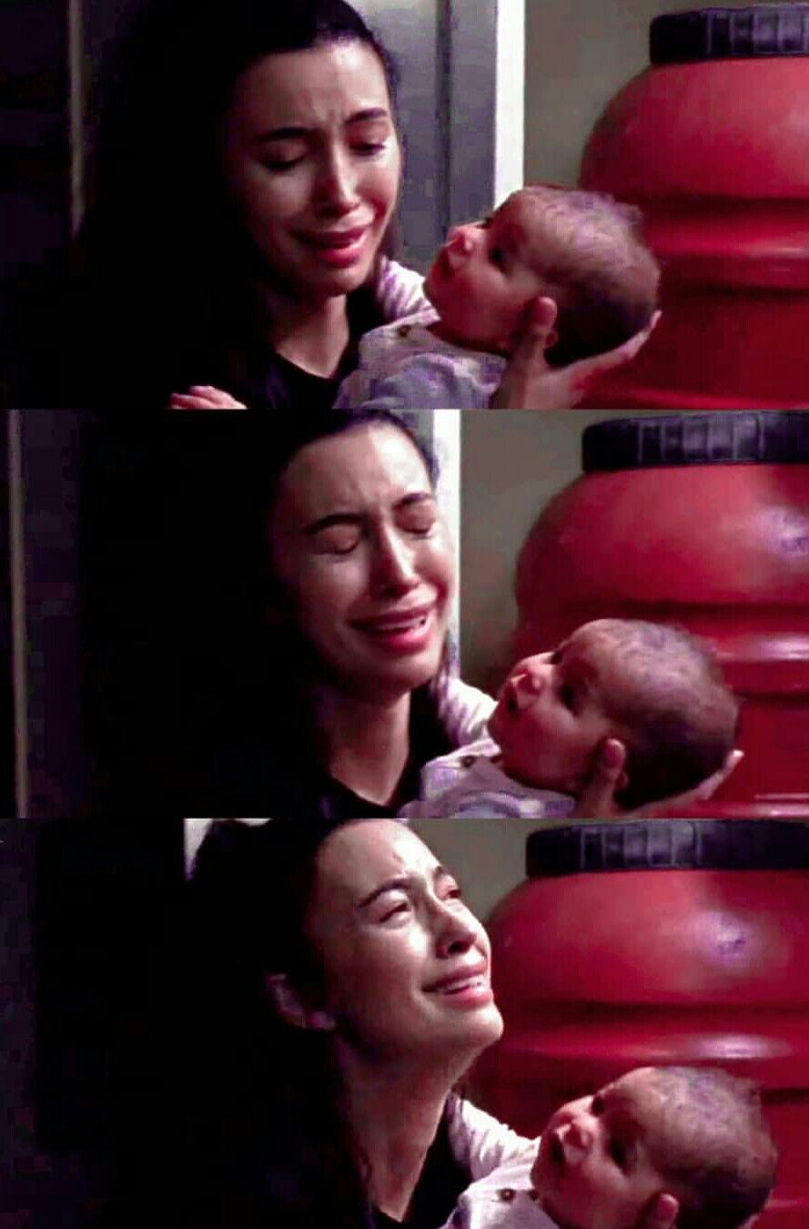 Season 10 Rosita Espinosa And Her Baby Walking Dead Memes