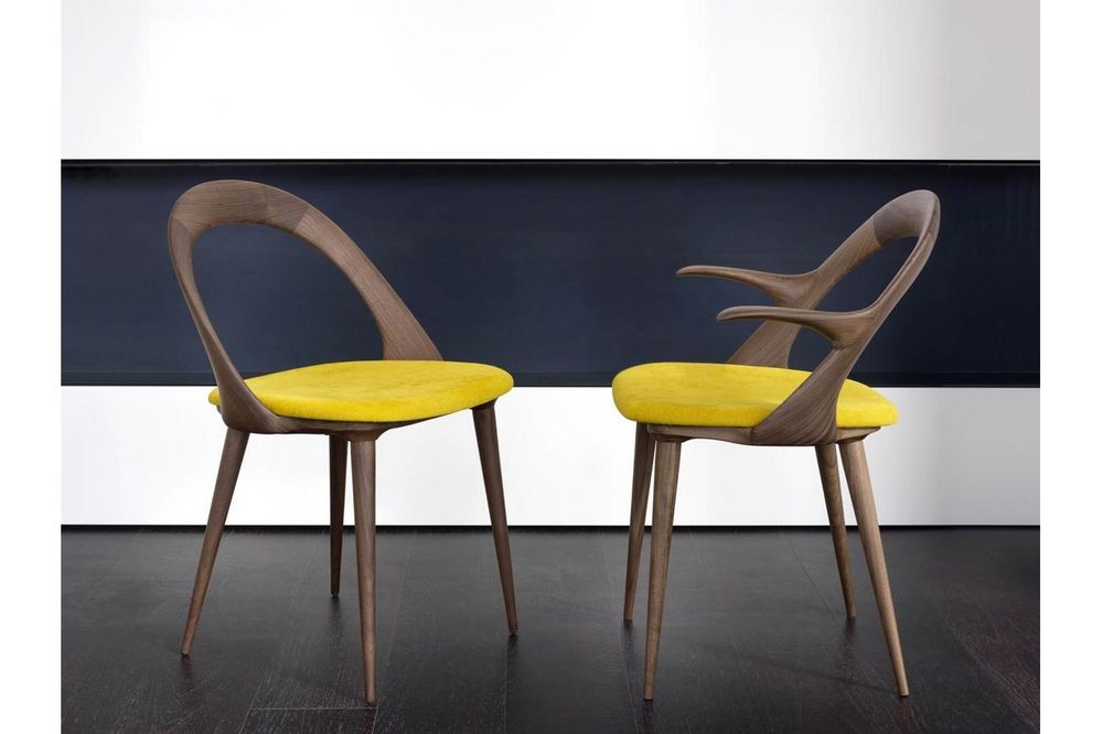 Ester Chair By S Bigi For Porada Poliform Australia With