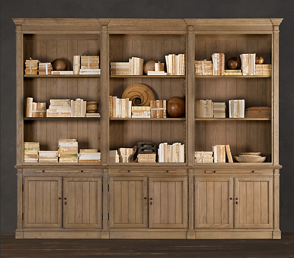 Bookcases For A Home Office Traditional White Vs Industrial