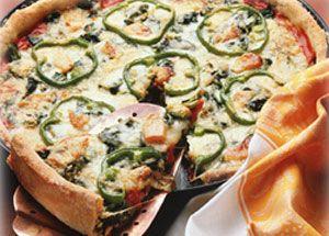 Broccoli Pie - Oatly