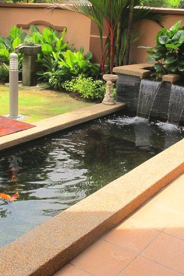 10 Creative Koi Pond Plans You Can Build To Complete Your ...