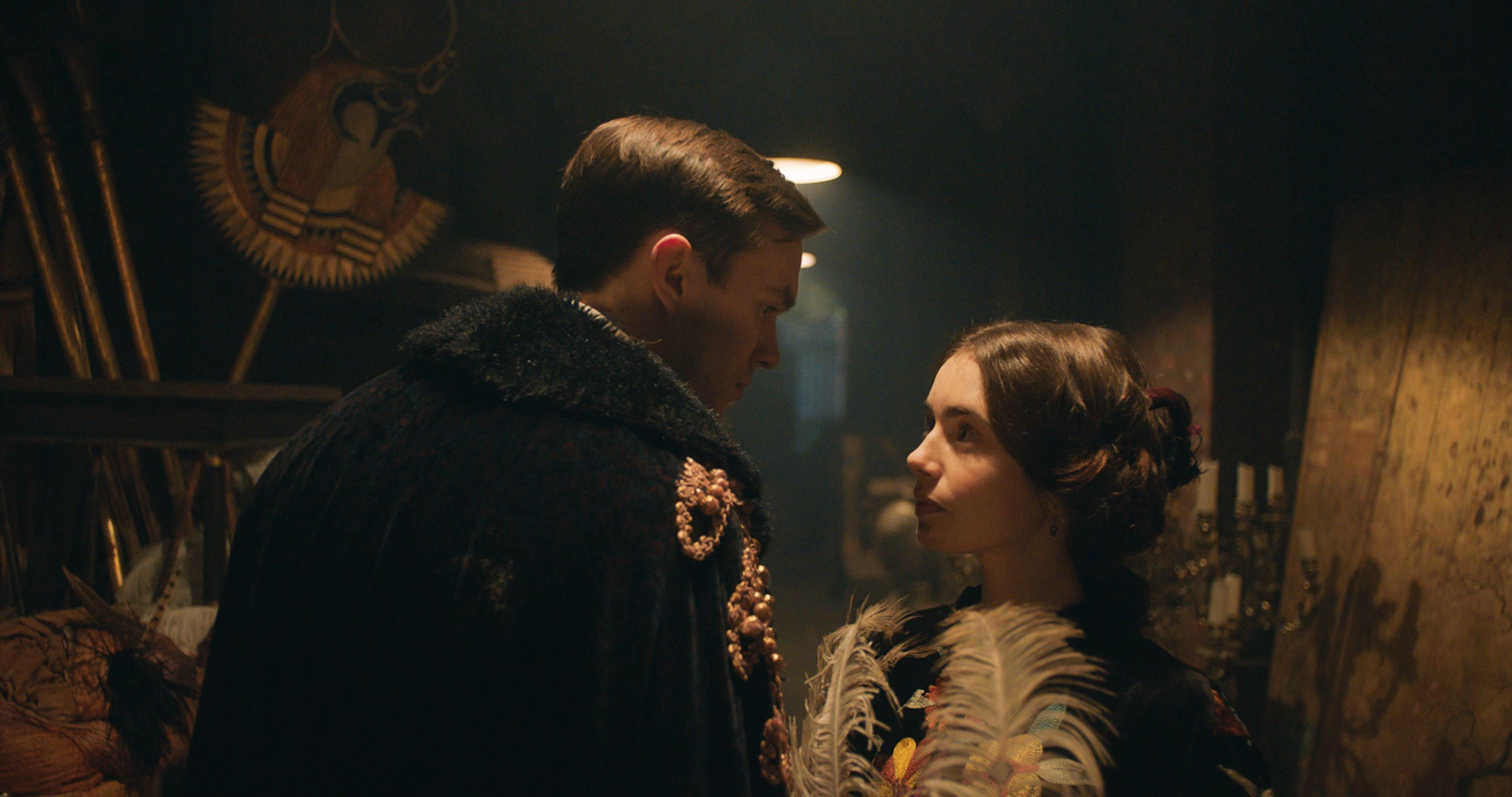 See Nicholas Hoult as 'Lord of the Rings' author in first 'Tolkien' biopic  photos | Tolkien, Nicholas hoult, Lily collins