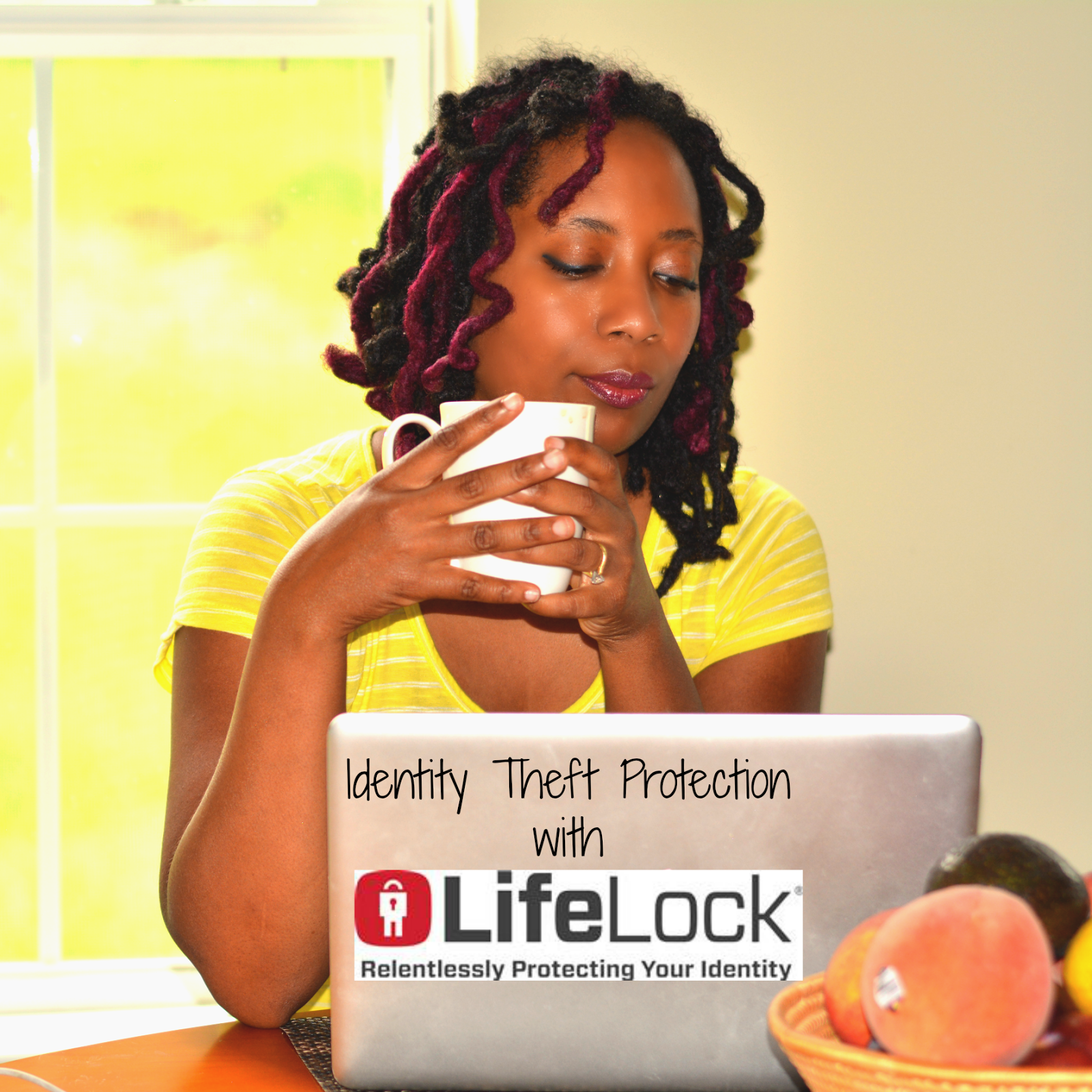 Identity Theft Protection with LifeLock Thriftanista in