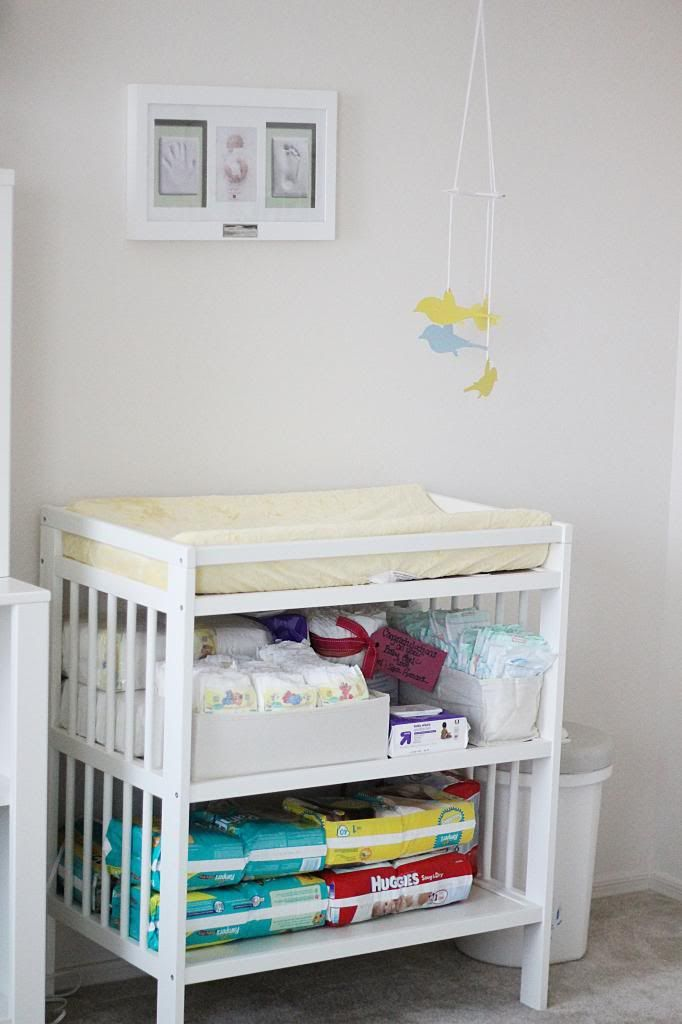 Ikea gulliver changing table 55 for the nursery maternity ideas pinterest - Kinderzimmer kleiner raum ...
