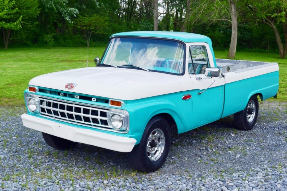 1965 Ford F 250 4 Speed F250 Ford F250 Ford
