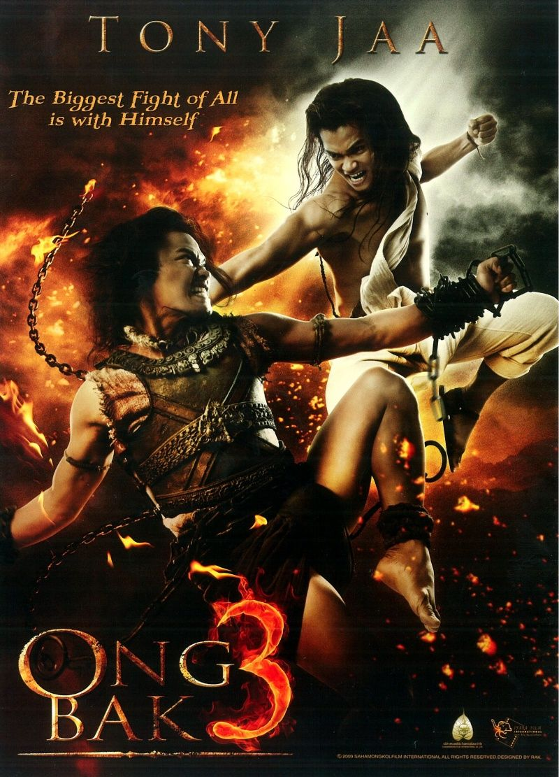 Ong Bak 3 Hollywood Action Movies Tony Jaa Action Movies
