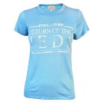 Junk Food Foxy Lady T-Shirt