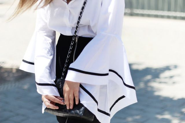 BELL SLEEVES   FASHION IS MY GIRLFRIEND   Fashion & Lifestyle Blog