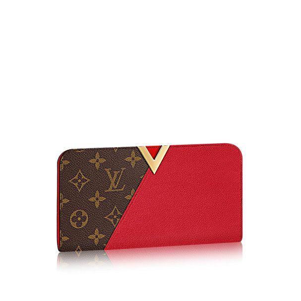 Portefeuille Kimono Toile Monogram - Petite maroquinerie | LOUIS VUITTON