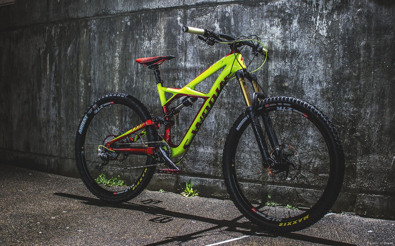 Specialized S Works 650b Enduro Via Vital Mtb Specialized