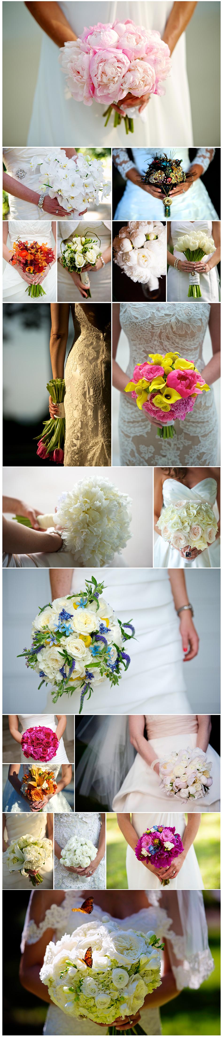 Wedding Day Bouquets | Savannah Wedding Photographer | Hilton Head Wedding Photographer | Sea Island Wedding Photographer