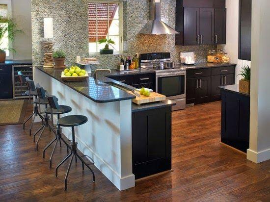 Barras de cocina buscar con google barra pinterest for Fabricacion de bares de madera