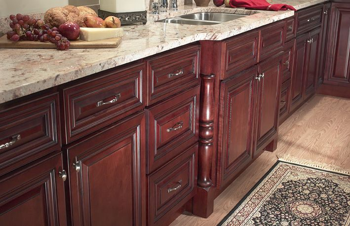 Georgetown Designer Kitchen from JSI Cabinetry | For the ...